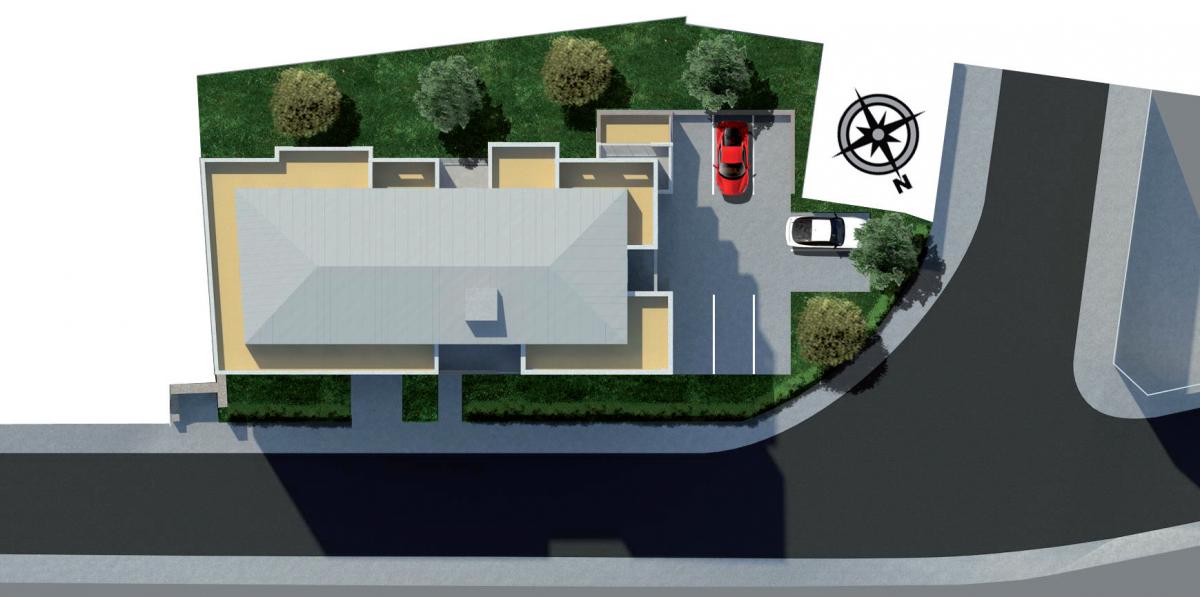 23 appartements neufs de 23 à 81 m2 du T1 au T4 dont la majorité est équipée d'un balcon ou terrasse
