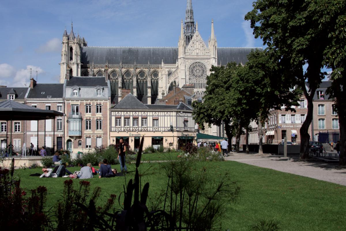Amiens, ville où il faut bon vivre