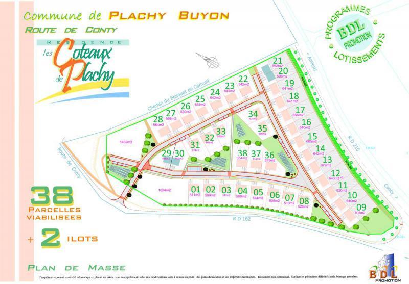 Lotissement Les Coteaux de Plachy à Plachy-Buyon (80)