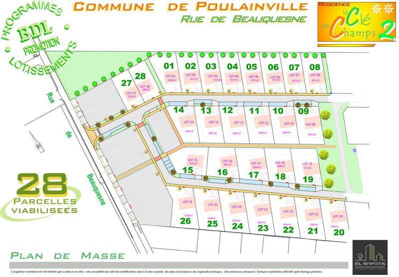 Lotissement Résidence la Clé des Champs 2 à Poulainville (80)