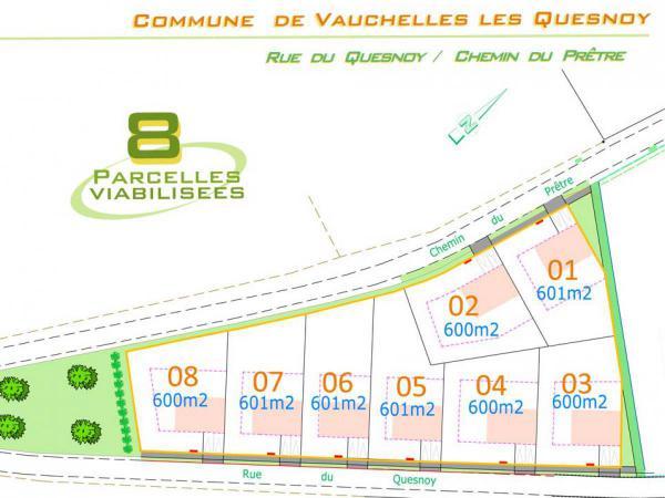 Lotissement Vauchelles-les-Quesnoy