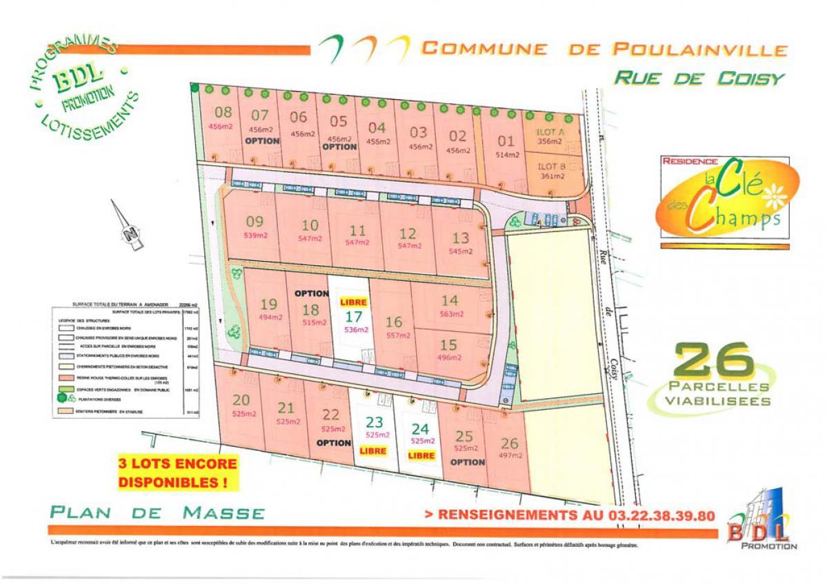 Résidence la Clé des Champs à Poulainville (80)
