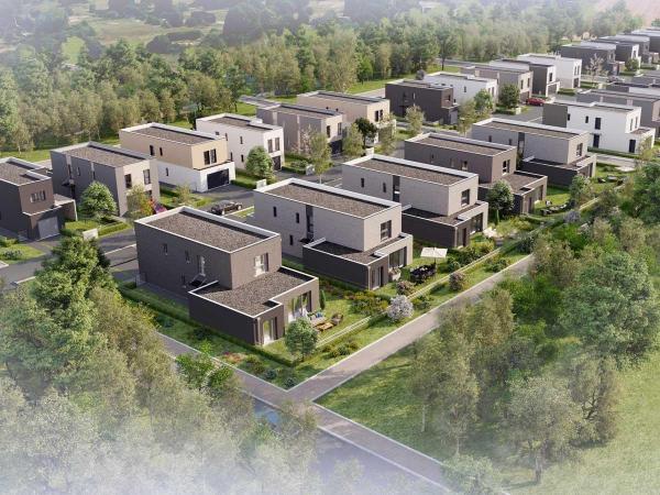 Maisons d'Architecte Amiens Sud