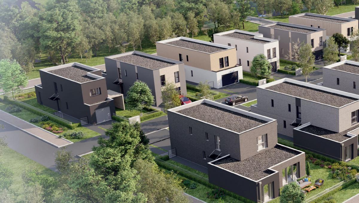 Maisons d'architecte à Amiens Sud